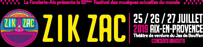 Zik Zac Festival 2019 - 22ème édition